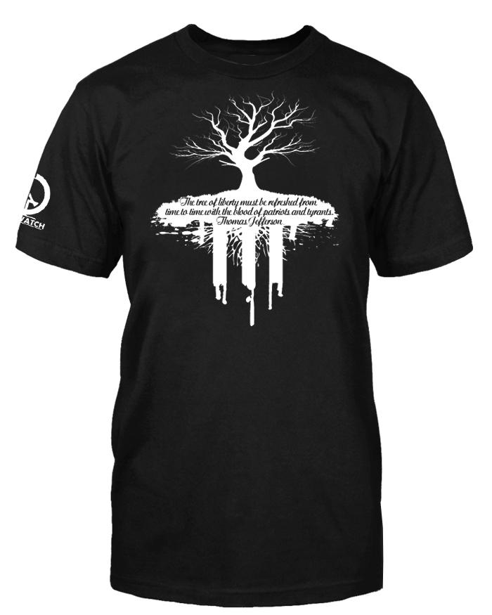 Jefferson Tree